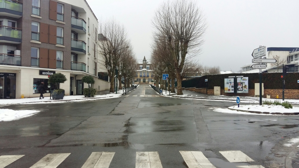 Mairie des Clayes/Bois ( Yvelines)
