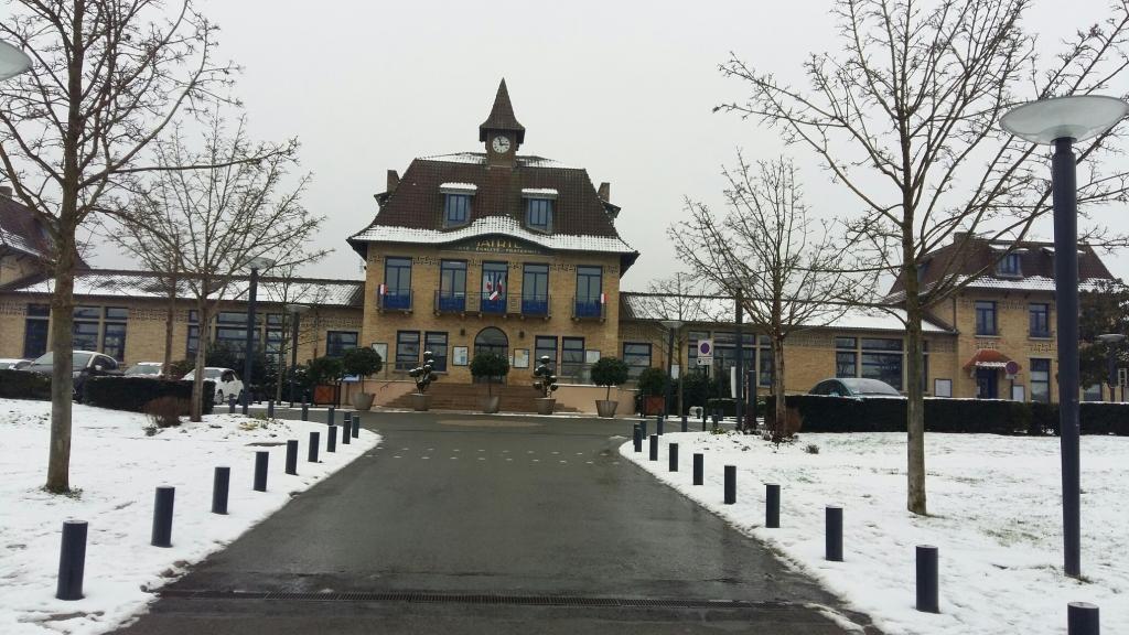 Mairie Les Clayes/Bois