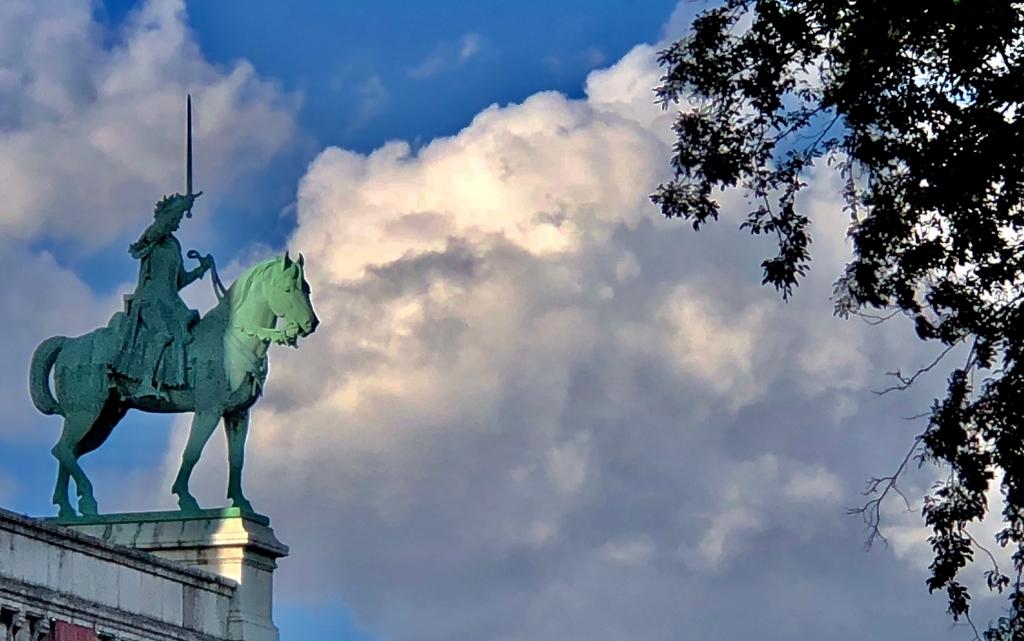 Chasse aux nuages