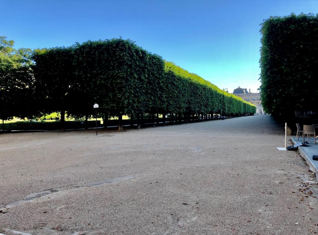 jardins solitaires