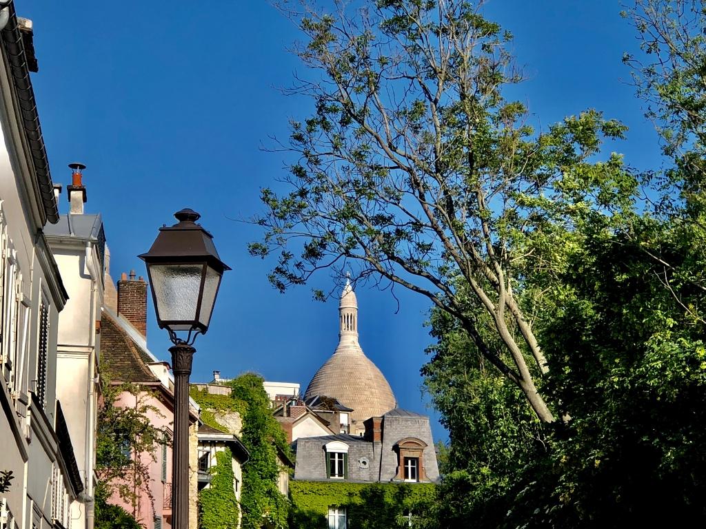 Montmartre radieux