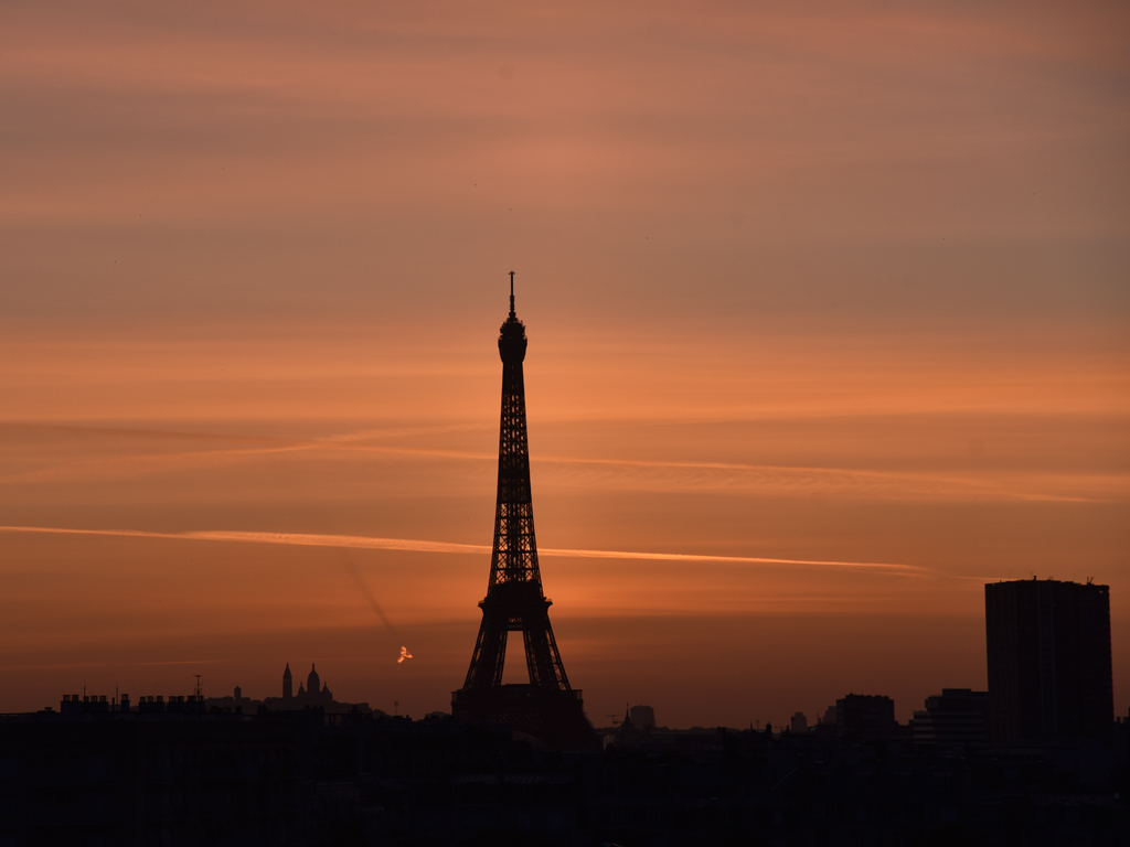 Petit nuage parisien