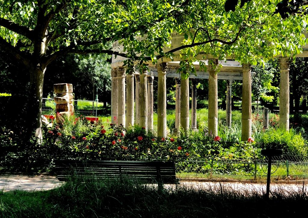 Solitude du Parc Monceau