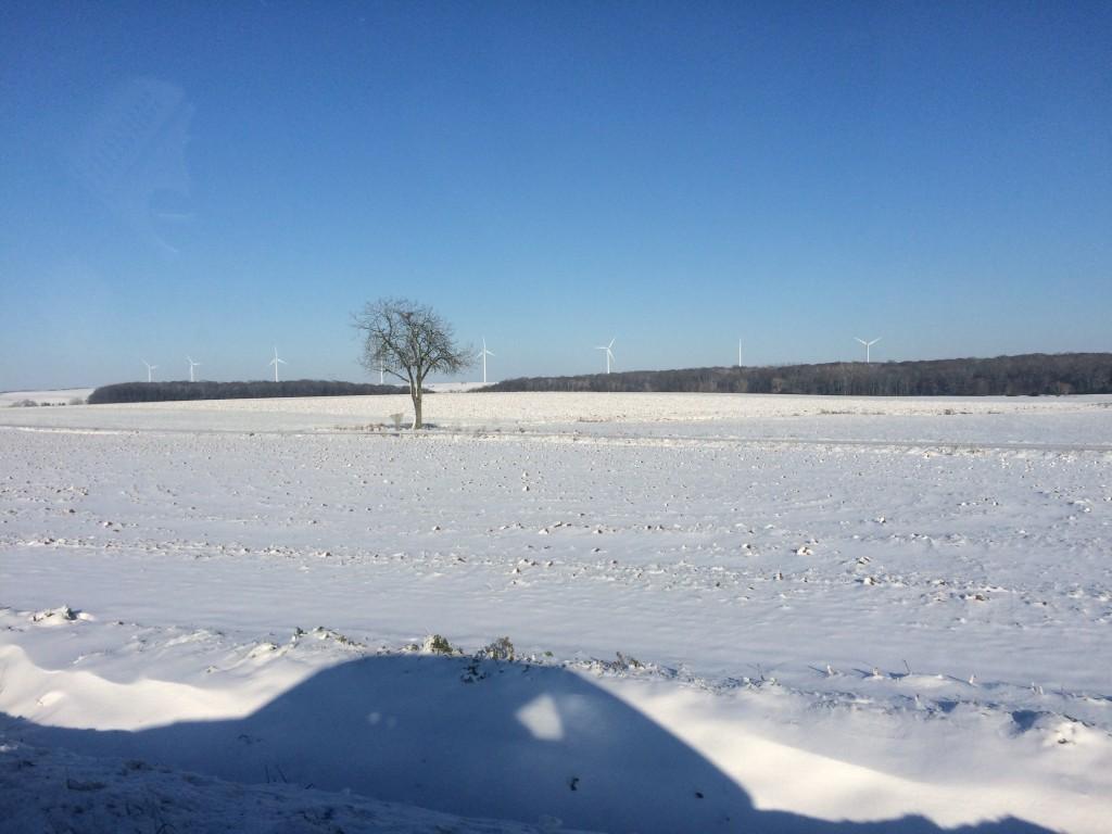 Image d'illustration pour Bilan de l'épisode de froid et de neige fin 2014 et début 2015