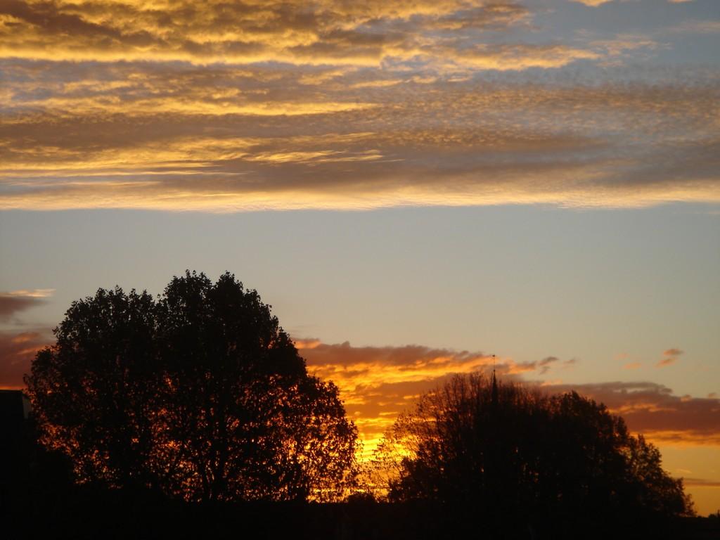 lever de soleil au sud-est de la Moselle (zoomé)