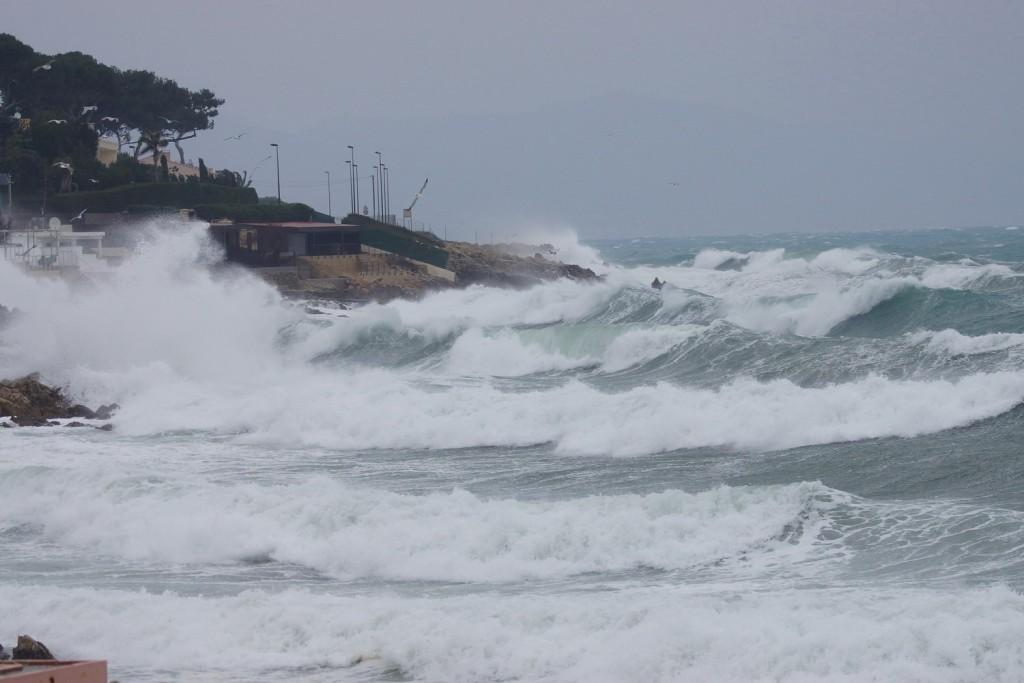 Image d'illustration pour 05/03/2013 - Alerte à la tempête dans le Sud-est