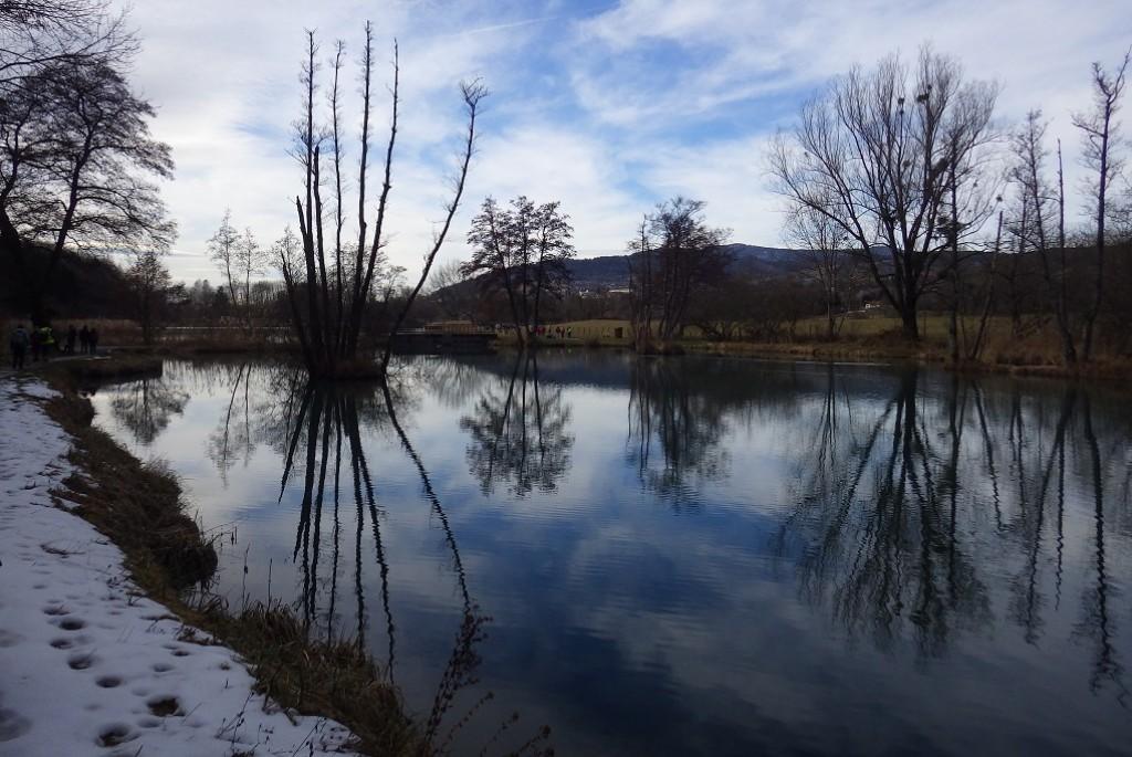 Le lac du Môle