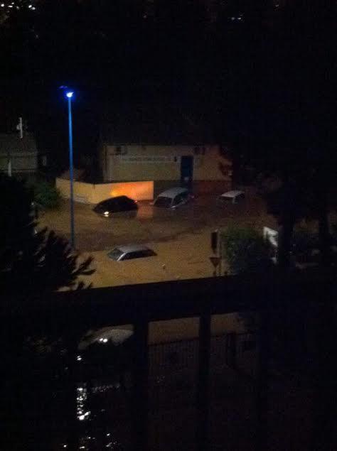 Image d'illustration pour Orages diluviens meurtriers sur les Alpes Maritimes - Tornade à La Ciotat