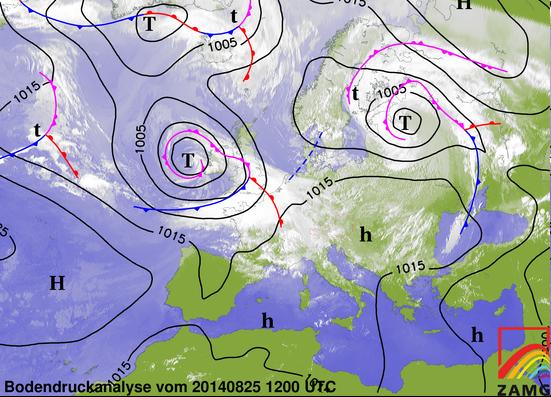 Image d'illustration pour Pluie et fraîcheur au Nord - Canicule en Espagne