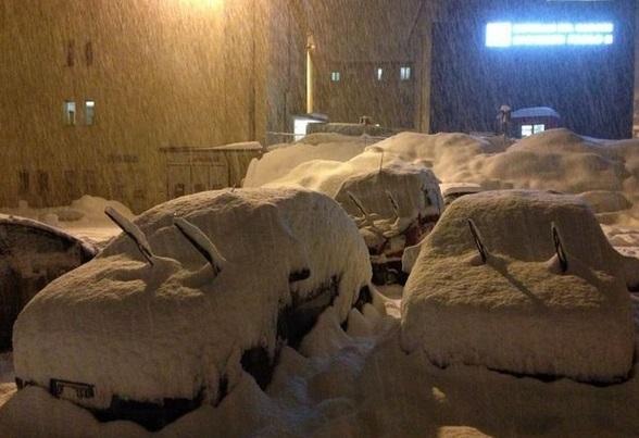 Image d'illustration pour France et Italie : neige et fortes pluies méditerranéennes