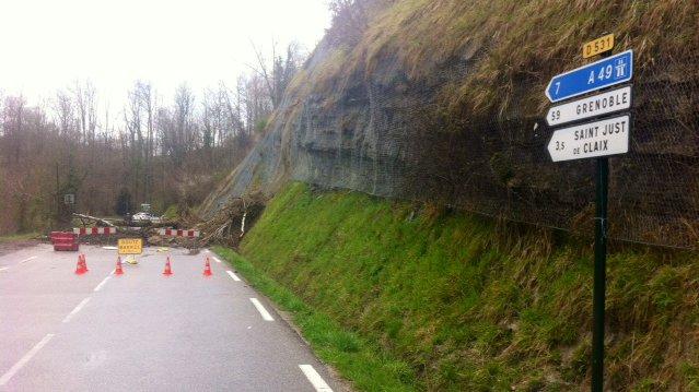 Image d'illustration pour Forte pluie, crue et avalanche entre Vosges, Jura et Alpes du 28 au 30 mars