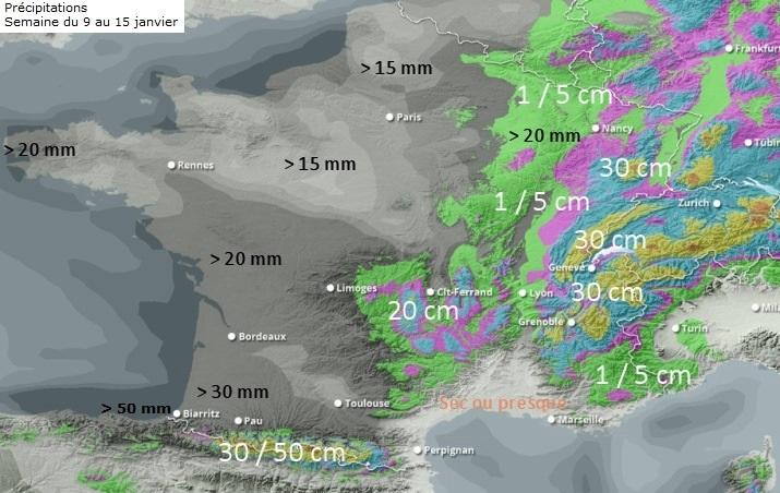 Image d'illustration pour La pluie et la neige sont de retour