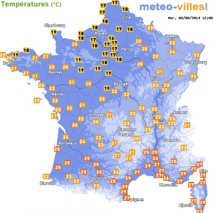 Image d'illustration pour Passage pluvieux au Nord - pluies abondantes en Bretagne et Normandie