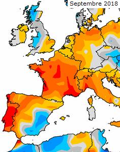 Image d'illustration pour Des pluies nécessaires pour éloigner le spectre de la sécheresse