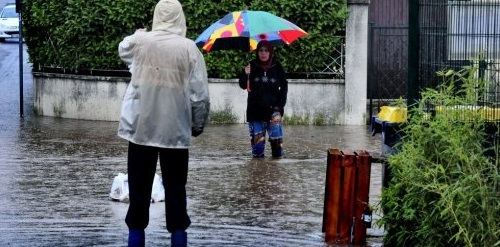 Image d'illustration pour Fortes pluies orageuses dans le Sud-Est
