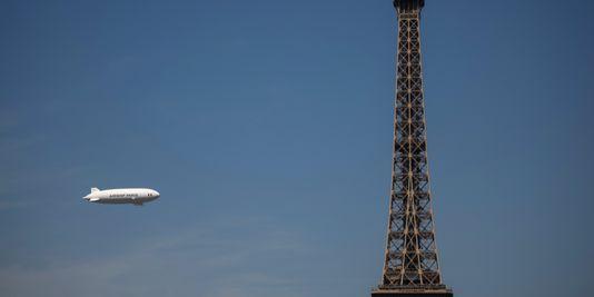 Image d'illustration pour Pollution atmosphérique à l'ozone sur Paris et l'Ile de France
