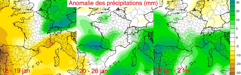 Image d'illustration pour Des signaux de froid et de neige en plaine pour fin janvier ?