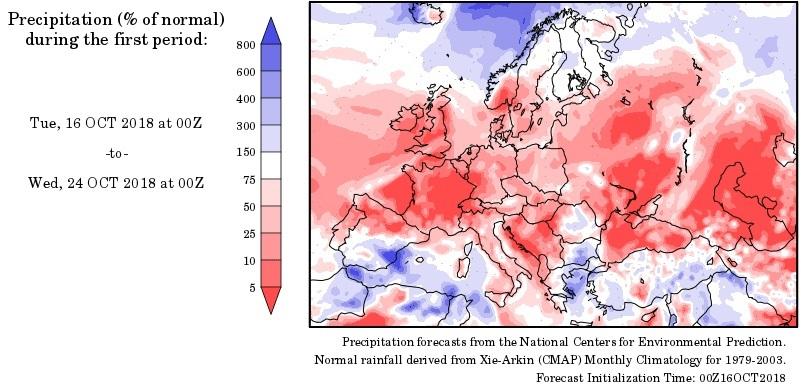 Image d'illustration pour Une situation météorologique exceptionnelle pour la saison ...