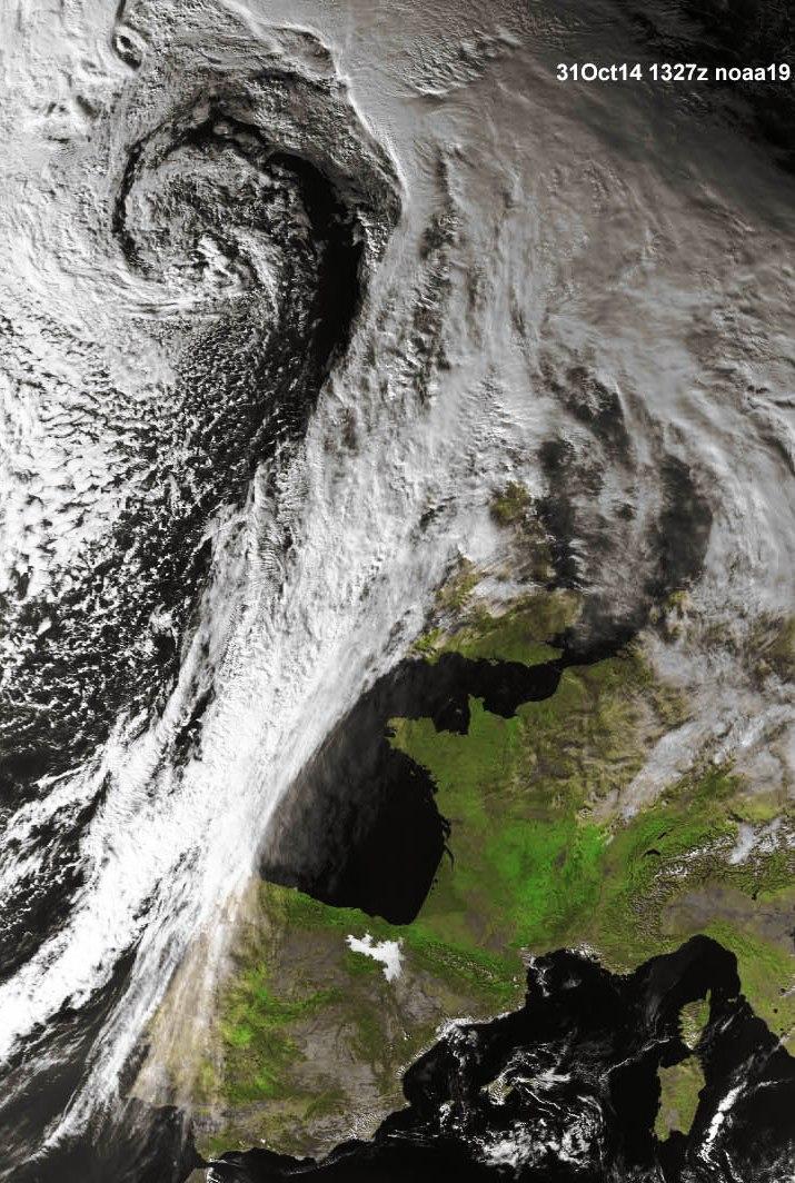 Image d'illustration pour Records de douceur et de chaleur près de la Manche et de l'Atlantique