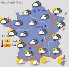 Image d'illustration pour A quand l'arrivée d'un temps estival sur toute la France ?