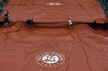 Image d'illustration pour Météo des internationaux de tennis de Roland Garros