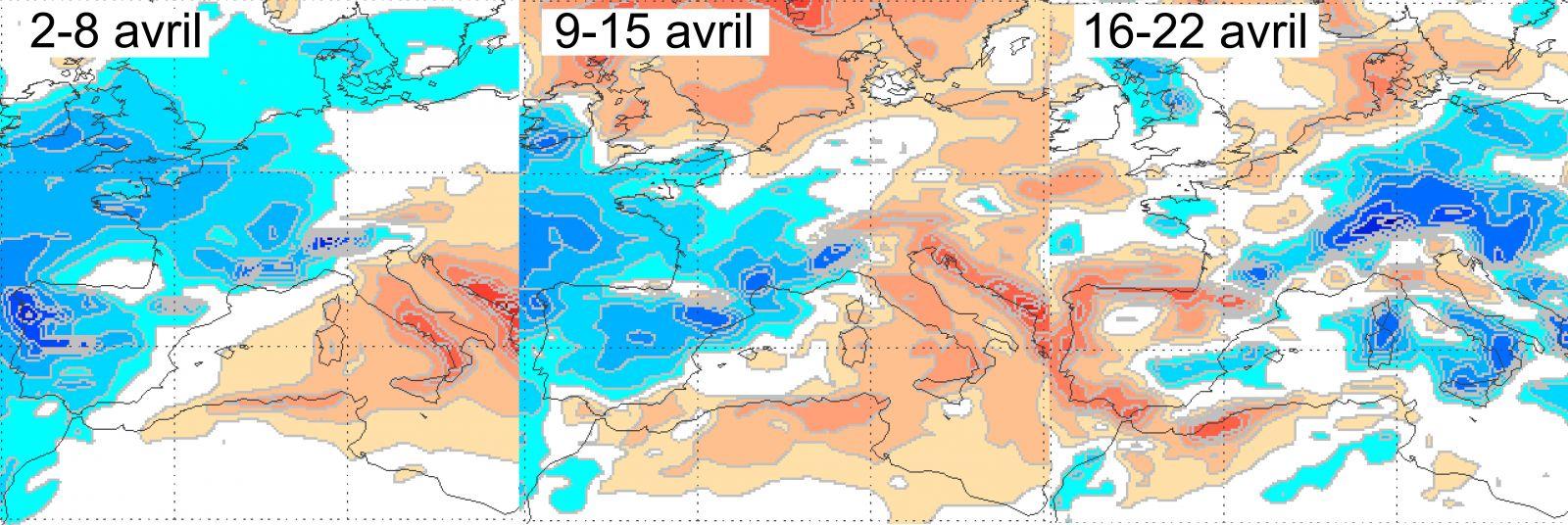 Image d'illustration pour Toujours instable mais plus doux en avril ?