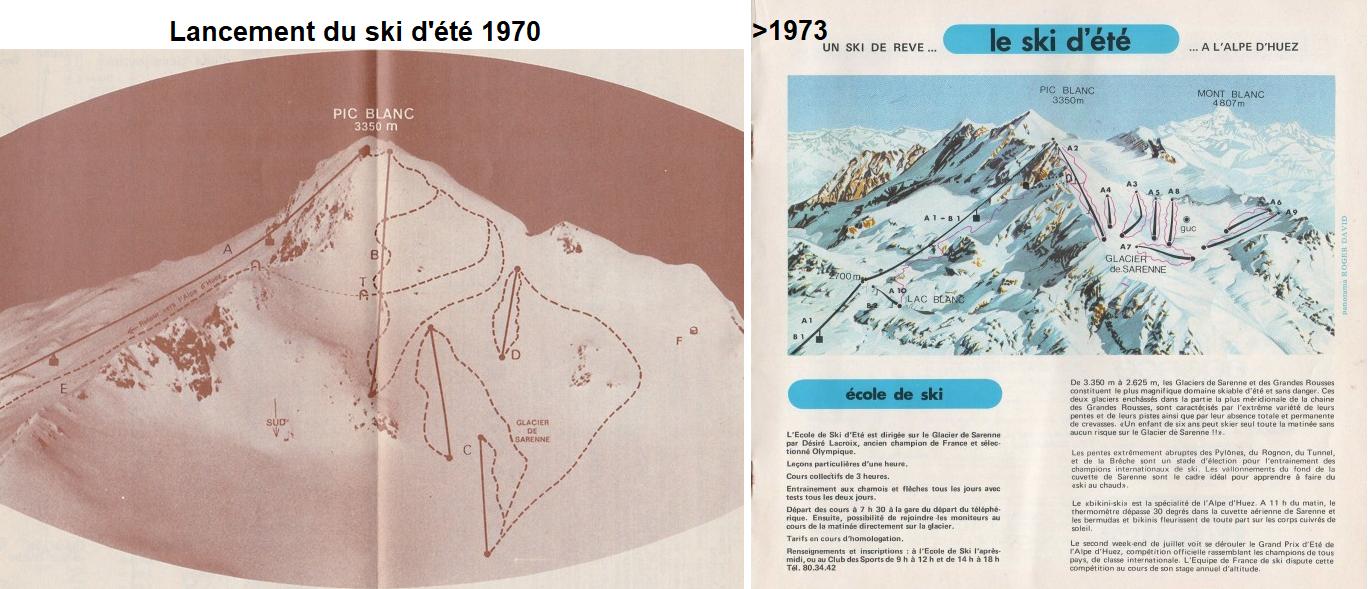 Image d'illustration pour Sarennes - l'agonie d'un glacier de référence