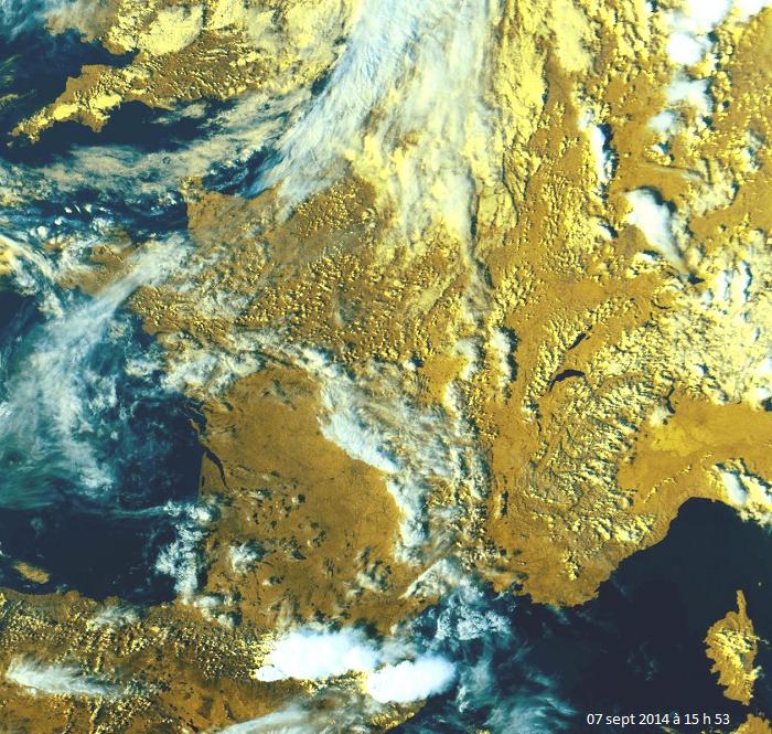 Image d'illustration pour Soleil, chaleur et quelques orages pour ce premier dimanche de septembre