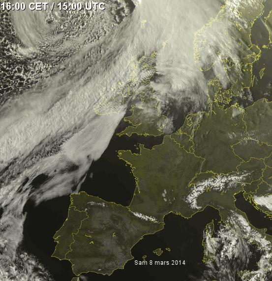 Image d'illustration pour Douceur et pics de pollution remarquables du 7 au 21 mars
