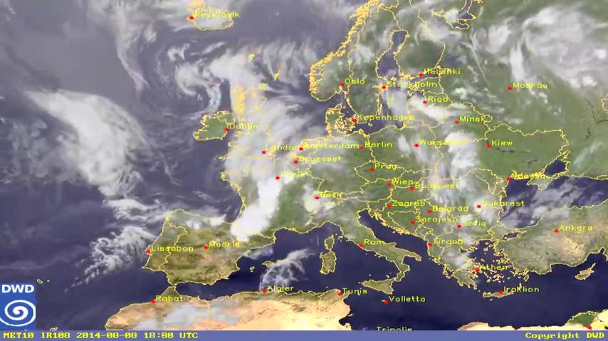 Image d'illustration pour Animation satellite du mois d'août