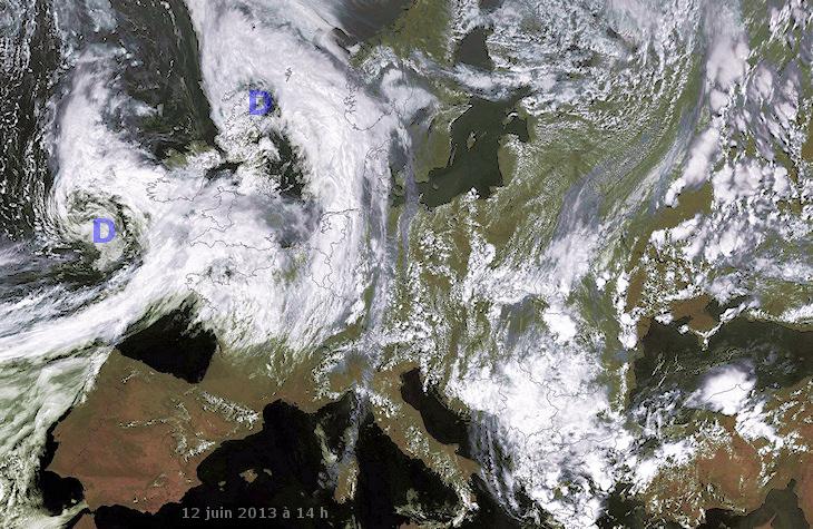 Image d'illustration pour Doux au Nord - Forte chaleur au Sud - > 35°C en Espagne