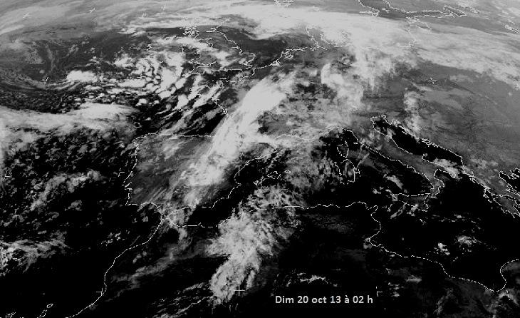 Image d'illustration pour Violents orages de grêle sur le Centre Ouest