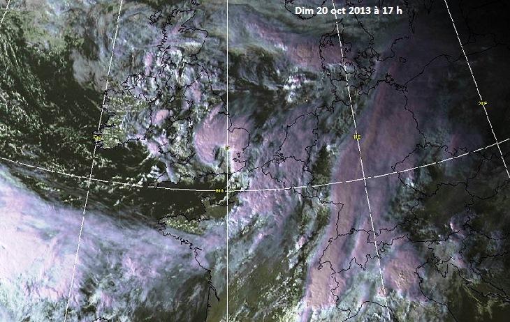 Image d'illustration pour Tornade EF2 dans le Nord à Bailleul