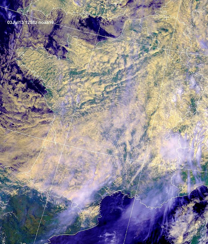 Image d'illustration pour Après la pluie, le beau temps : soleil et chaleur sur la France