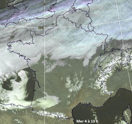 Image d'illustration pour Brouillard et pollution sous l'anticyclone - carambolage en Belgique
