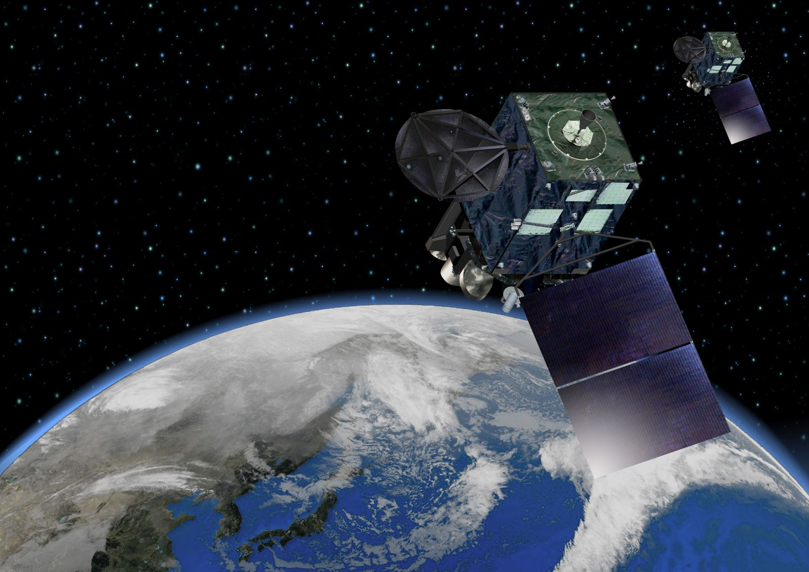 Image d'illustration pour Des satellites météo toujours plus performants - lancement d'Himawari-8 au Japon