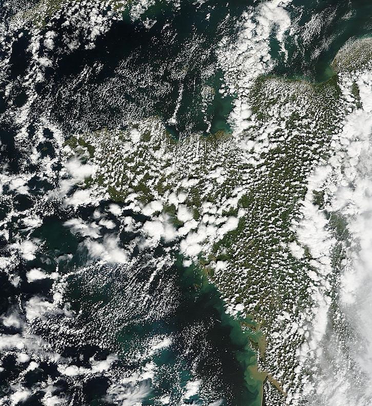 Image d'illustration pour Froid et instable sur le nord-ouest de la France samedi