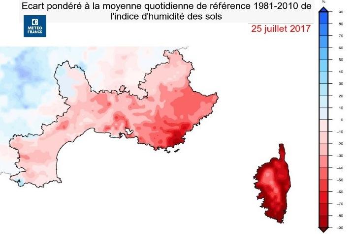 Image d'illustration pour Les sécheresses sont-elles plus fréquentes depuis quelques années ?
