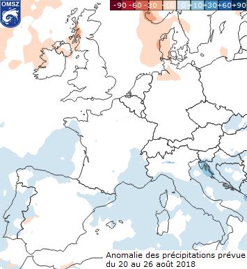 Image d'illustration pour Sécheresse sur le Nord de l'Europe et le Nord de la France