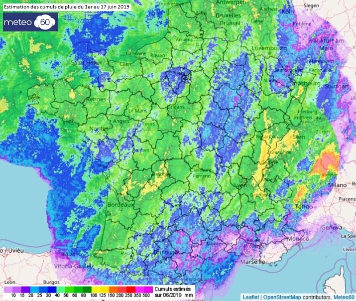 Image d'illustration pour Des pluies, des orages... Quid de la sécheresse ?