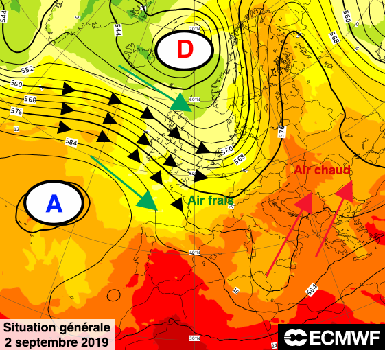 Image d'illustration pour Retour de la fraîcheur : l'automne météorologique est à l'heure