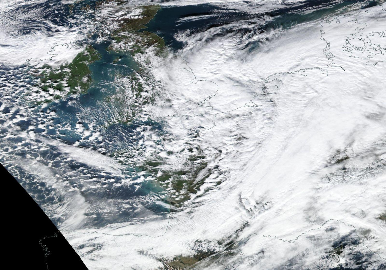 Image d'illustration pour Dépression Isaias : coup de vent à tempête dans le Nord ce dimanche