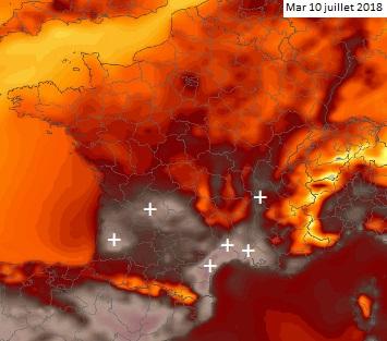 Image d'illustration pour Soleil et chaleur pour débuter les vacances d'été