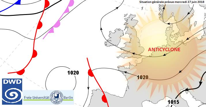 Image d'illustration pour Se protéger d'un soleil tapant très fort fin juin