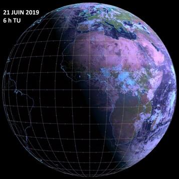 Image d'illustration pour Solstice d'été ce 20 juin avant les fortes chaleurs