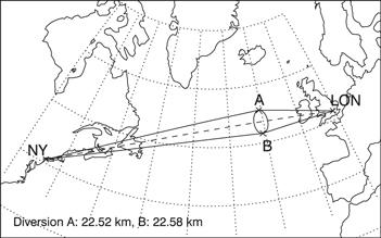 Image d'illustration pour Nettoyer le ciel des traces d'avion - impact sur le réchauffement climatique