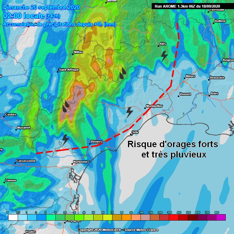 Image d'illustration pour Retour de l'instabilité sur la France dans les prochains jours