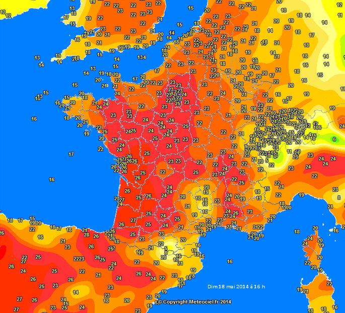 Image d'illustration pour Dimanche beau et doux - Premières chaleurs sur Paris