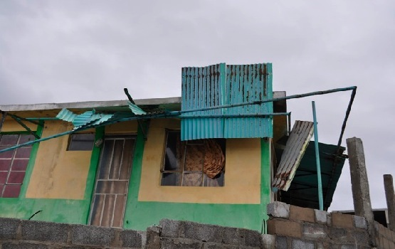 Image d'illustration pour Cyclone tropical intense Amara - Océan Indien - Ile Rodrigues