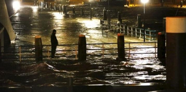 Image d'illustration pour Bilan de la tempête Xaver sur le Nord de l'Europe